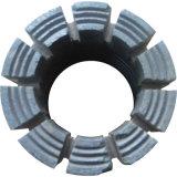 Ligne morceaux de fil de foret de faisceau de diamant de série