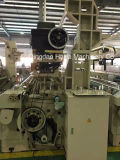 Doubble Buse Plain Shedding Water Jet Loom
