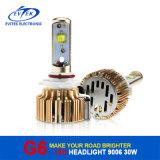 2016 고품질 최신 인기 상품 LED 헤드라이트 H1 H3 H4 H7 H11 H13 9004 9005 9006 9007 빠른 선적 보장 12 달
