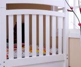 固体木のベッド部屋の二段ベッドの子供の二段ベッド(M-X2217)