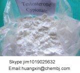 Polvo crudo del esteroide anabólico de Cypionate de la testosterona para el edificio del músculo de la aptitud