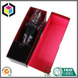 Farben-Druck-Wodka-Wein-Papppapierverpackenkasten