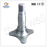 CNCの鋼鉄自動手段の車軸