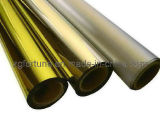 Película Matte do animal de estimação da impressão da prata/ouro (F39-192B/F39-191B)
