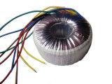 El transformador toroidal alcanza una alta eficacia eléctrica de el 95%
