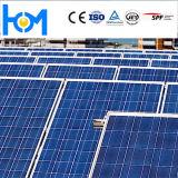Glace solaire en verre claire en verre de picovolte de haute performance pour la glace légère solaire de module solaire
