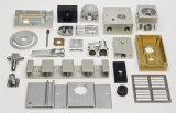 Fabrik kundenspezifische CNC-maschinell bearbeitenteile mit Selbstersatzteilen