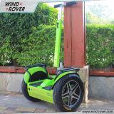 Scooter électrique comique de deux roues pour des adultes