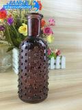 Ваза конического цветка формы уникально стеклянная для украшения