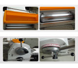 Broodje die het Deeg Sheeter vormen van het Gebakje van de Maker van het Brood van de Tribune van de Vloer van de Machine