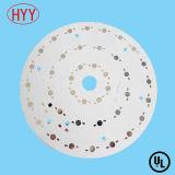 LED 빛 (RoHS&CE 증명서)를 위한 주문을 받아서 만들어진 알루미늄 LED PCB (HYY-050)