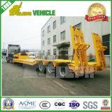 Le transport du Tri-Essieu 60t usine la remorque inférieure de camion de bâti