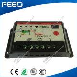 10A 12V Controlemechanisme van de Lader van gelijkstroom het Zonne