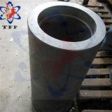 Tubo de nylon de poliamida de qualidade preto