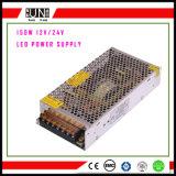 электропитание 150W DC12V DC24V DC48V СИД, алюминиевый материал, постоянн электропитание напряжения тока СИД, водитель СИД, (LRS-150), переключая электропитание, электропитание
