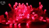 실내 옥외 녹색 종려 LED 크리스마스 요전같은 빛