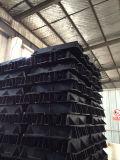 HVAC를 위한 주문 플라스틱 지붕 H 프레임 지원