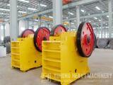 Производственная мощность Yuhong высокая и высокая задавливая дробилка челюсти Effciency