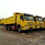 Sinotruk HOWOの手段6X4 40のトン10の車輪のダンプトラック