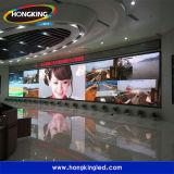 L'art bat l'écran de publicité d'intérieur polychrome d'Afficheur LED de la nature P6