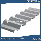 Hoja del material para techos del metal con el certificado de la ISO y del CE