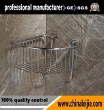 Cesta acessória do sabão do banheiro luxuoso do aço inoxidável da alta qualidade