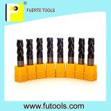 Herramientas de corte modificadas para requisitos particulares pieza inserta del carburo de tungsteno