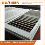 Do standard alto dourado do fornecedor de China obturadores 2017 de madeira da plantação