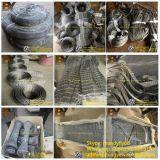 Acoplamiento inoxidable de la cuerda de acero para el acoplamiento del parque zoológico