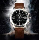 Het nieuwe OEM Horloge van de Mensen van de Manier met Waterdicht