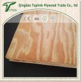 Compensato di legno dell'impiallacciatura del pioppo per mobilia