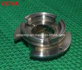 CNC da elevada precisão que faz à máquina a ferragem das peças de automóvel da peça do aço inoxidável