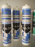 유리제 금속 실리콘 실란트 - S630 단단한 포장을%s 접착제를 비바람에 견디게 하기