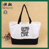 Factory Audit Custom Printed Grocery Shopping Tote Sac en coton