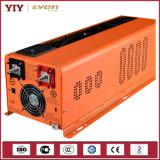 Inversor puro do carregador 1000W-6000W DC/AC do inversor da onda de seno do baixo custo para solar fora do sistema de grade