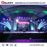 Im Freien farbenreiche Innenbildschirmanzeige LED-P2.976/P3.91/P4.81 für Mietereignis-Konzerte