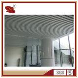 cloison en aluminium facile environnementale de plafond de 45*60*0.7mm Installtion