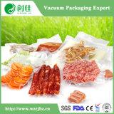 Saco plástico do armazenamento do vácuo do empacotamento de alimento do PE do PA de 11 camadas