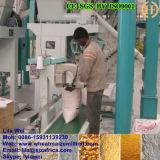 임명 위임을%s 가진 200t/D 옥수수 선반 옥수수 제분기 기계