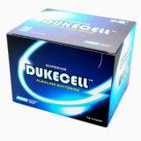 Batteria a secco alcalina di alto potere Lr6 1.5V aa di Dukecell