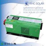 инвертор частоты низкой мощности 24V/48V 3000W для солнечной системы