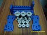 Pieza que trabaja a máquina que muele del CNC del aluminio de la alta precisión/piezas que trabajan a máquina anodizadas del CNC del aluminio