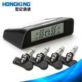 Détecteur solaire de moniteur de pression de pneu pour le véhicule