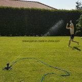 庭Esg10169の水まき360度までのための長距離脈動ヘッドが付いている芝生のスプリンクラーK-200