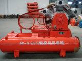 Compresor portable de la CA de la marca de fábrica 3.0m3/Min de Kaishan para el uso industrial W-3/5D