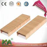 Stock-Heftklammern (3518 kupfern) für Verpackung
