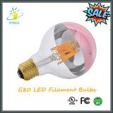 G25/G80 E26/E27 8W装飾的なLEDの球根の省エネランプ
