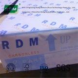 A4 Bladen de Zonder koolstof van het Document van de Grootte of van de Grootte van de Brief voor de Digitale Printers van de Hoge snelheid