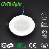 7W blanco caliente LED Downlight con Ce RoHS