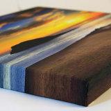 Большая абстрактная печать искусствоа холстины для сбывания